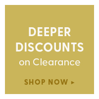 Deeper discounts on clearance