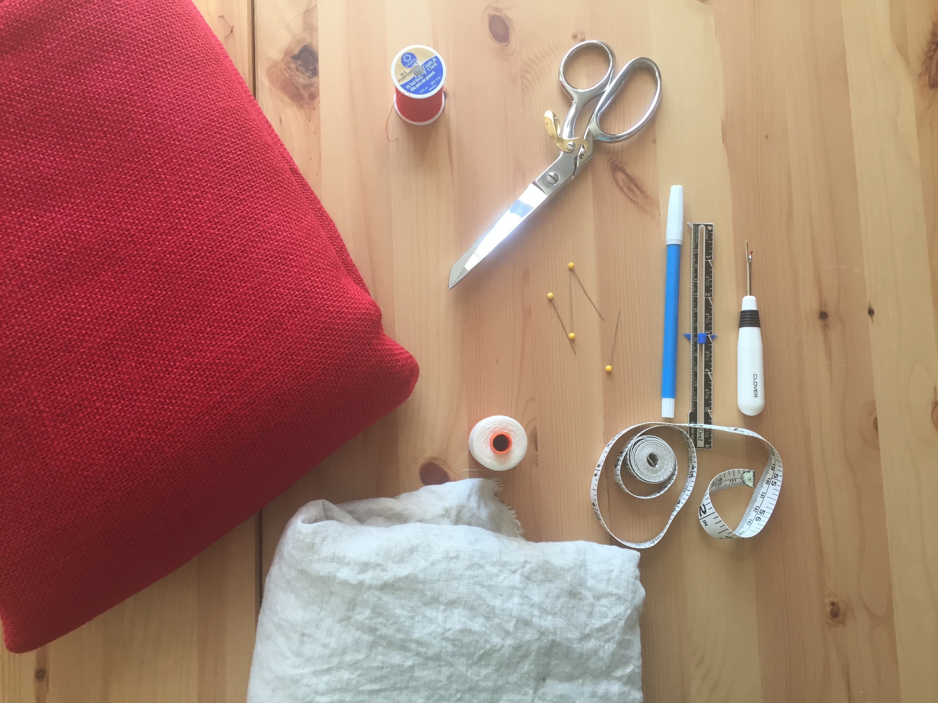 Sew Along Week 4
