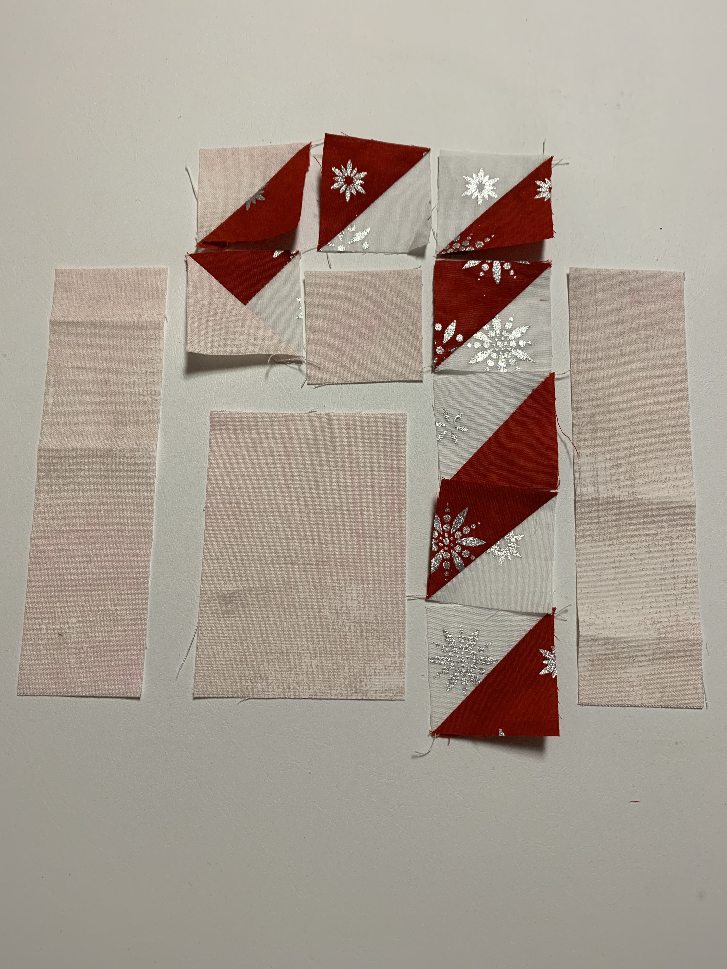 Holiday Mini Quilt Blocks Tutorial | Learn how to create 5