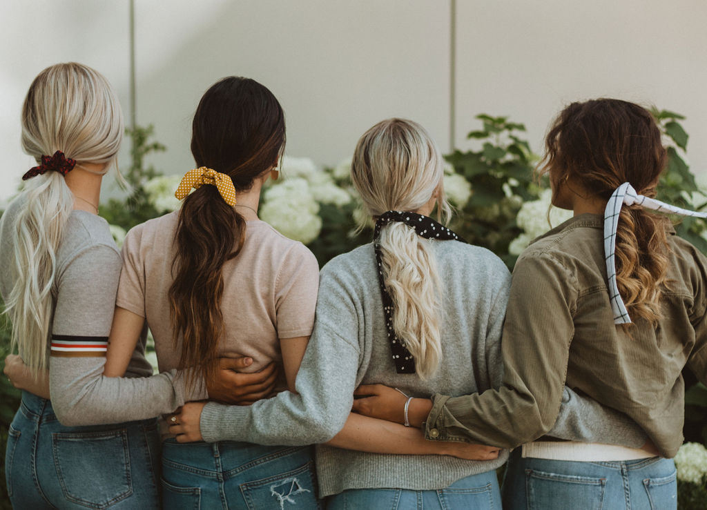 Picture of Juniper Dress Co. hair scarfs