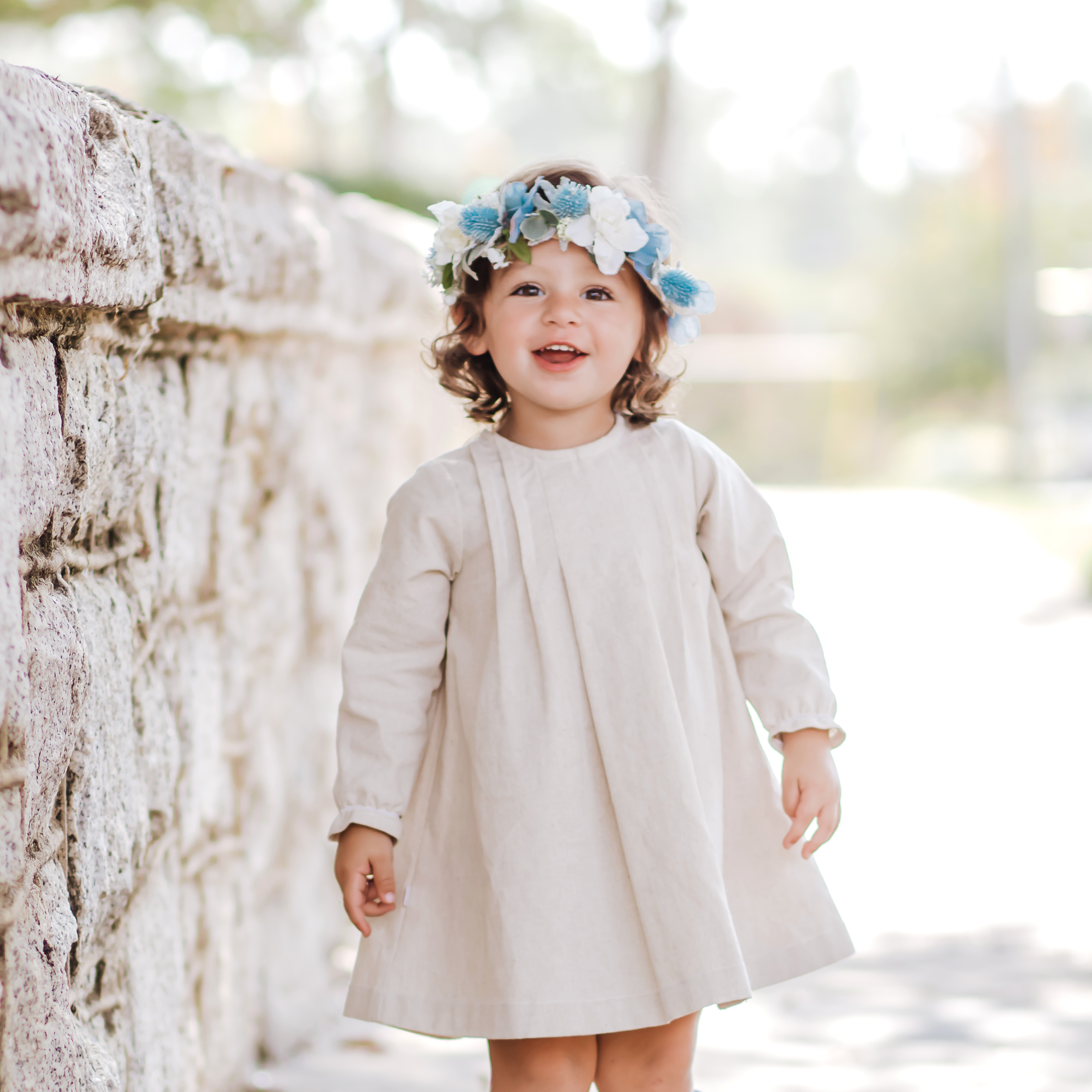 image of child wearing garments