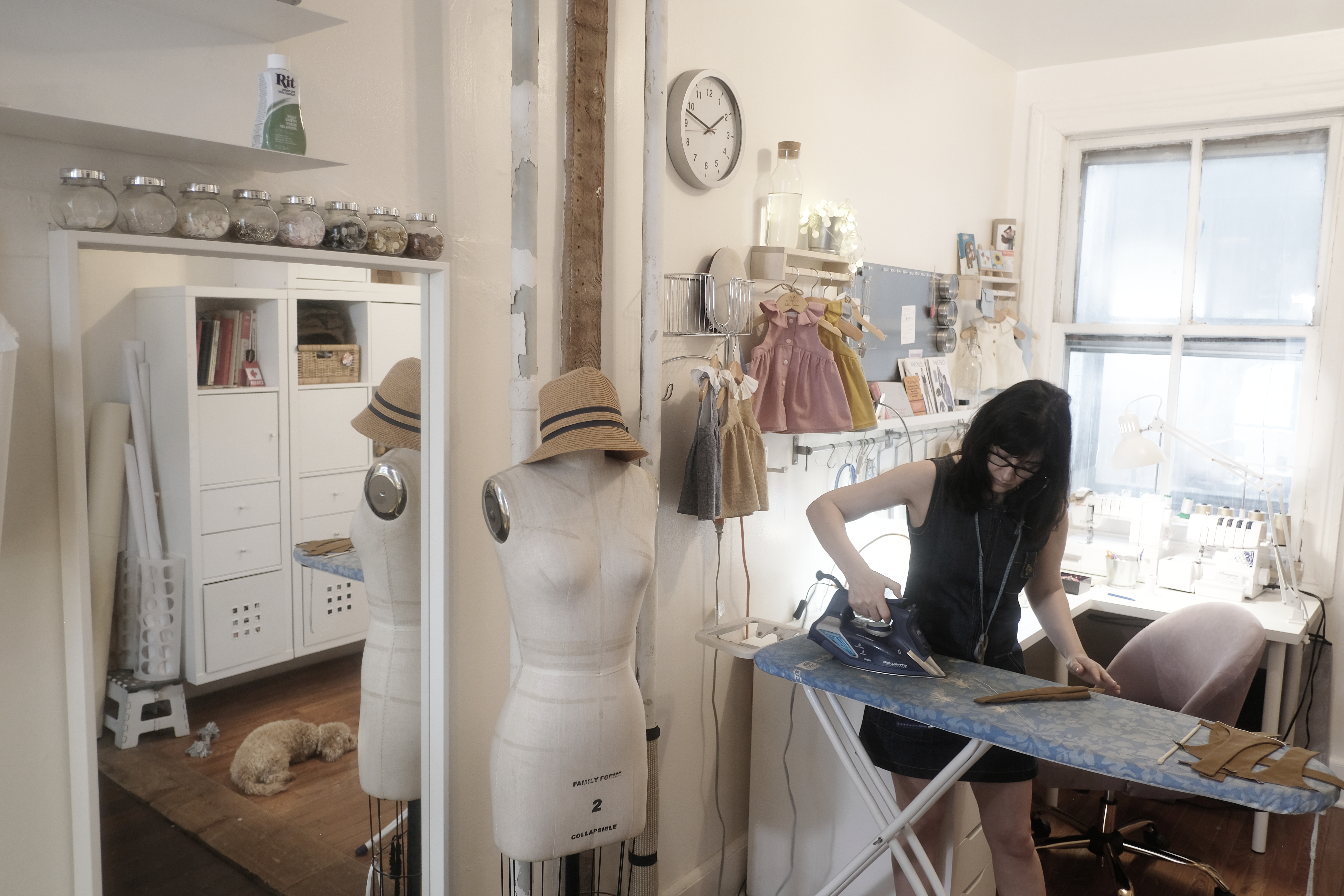 image of Luthea Sewing