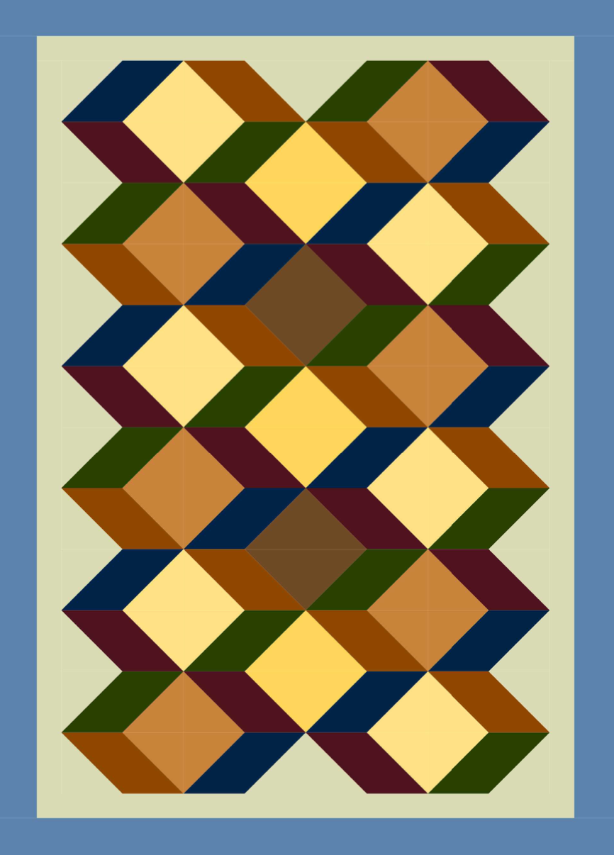 image of cassingle quilt