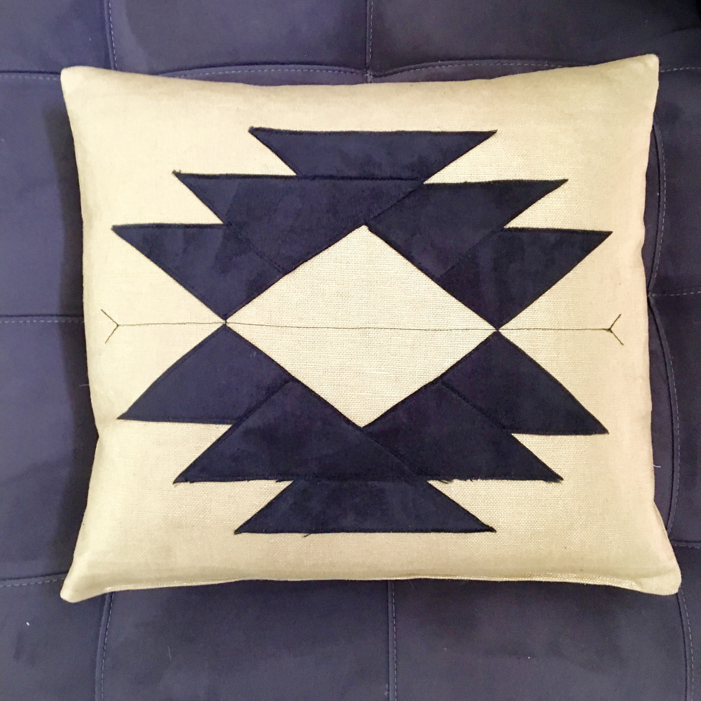 Patch Piece Pillows
