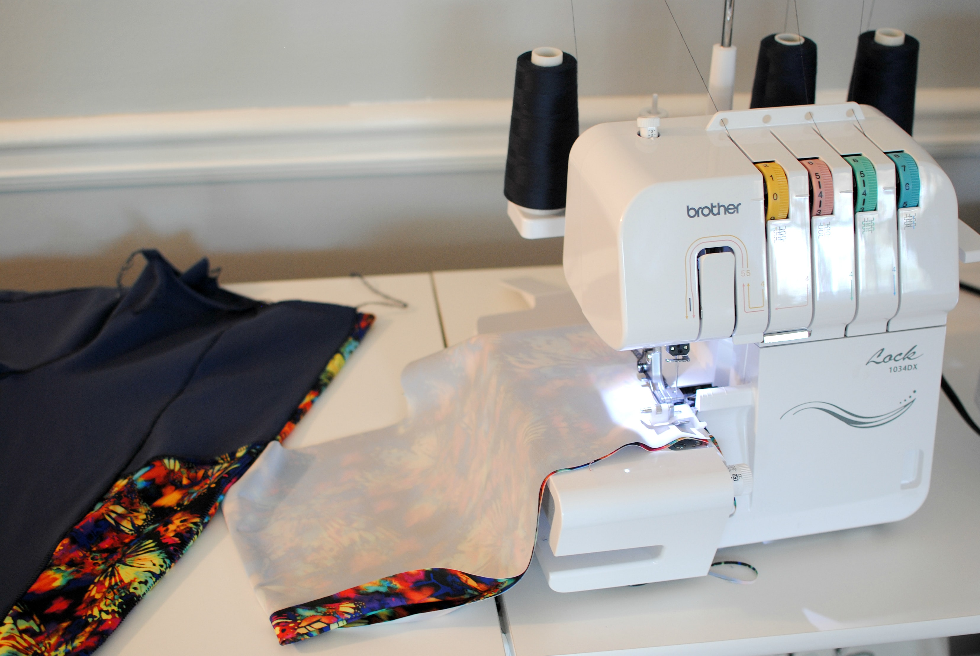 Sewing Athletic Wear