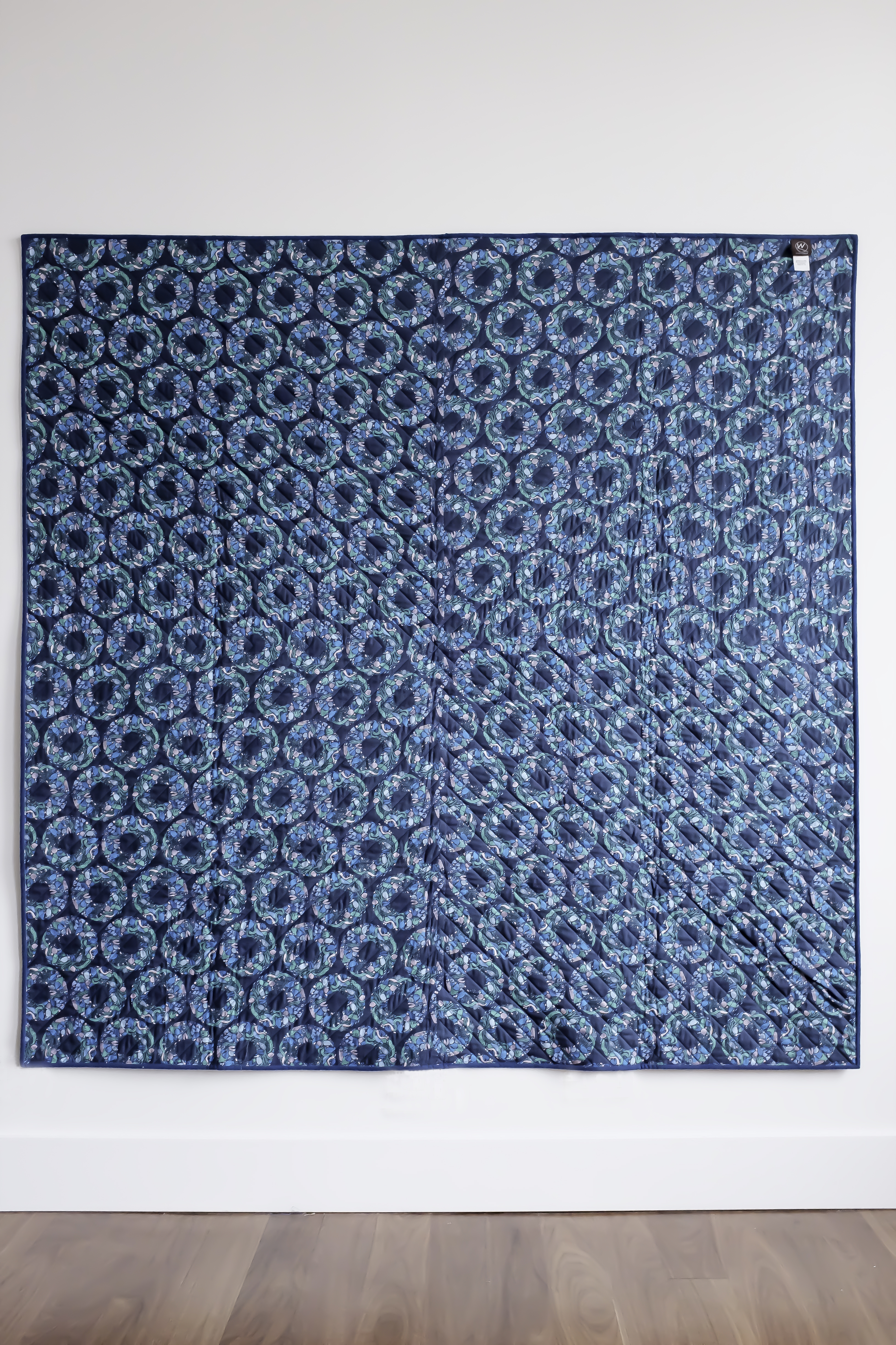 image of Seagrass quilt
