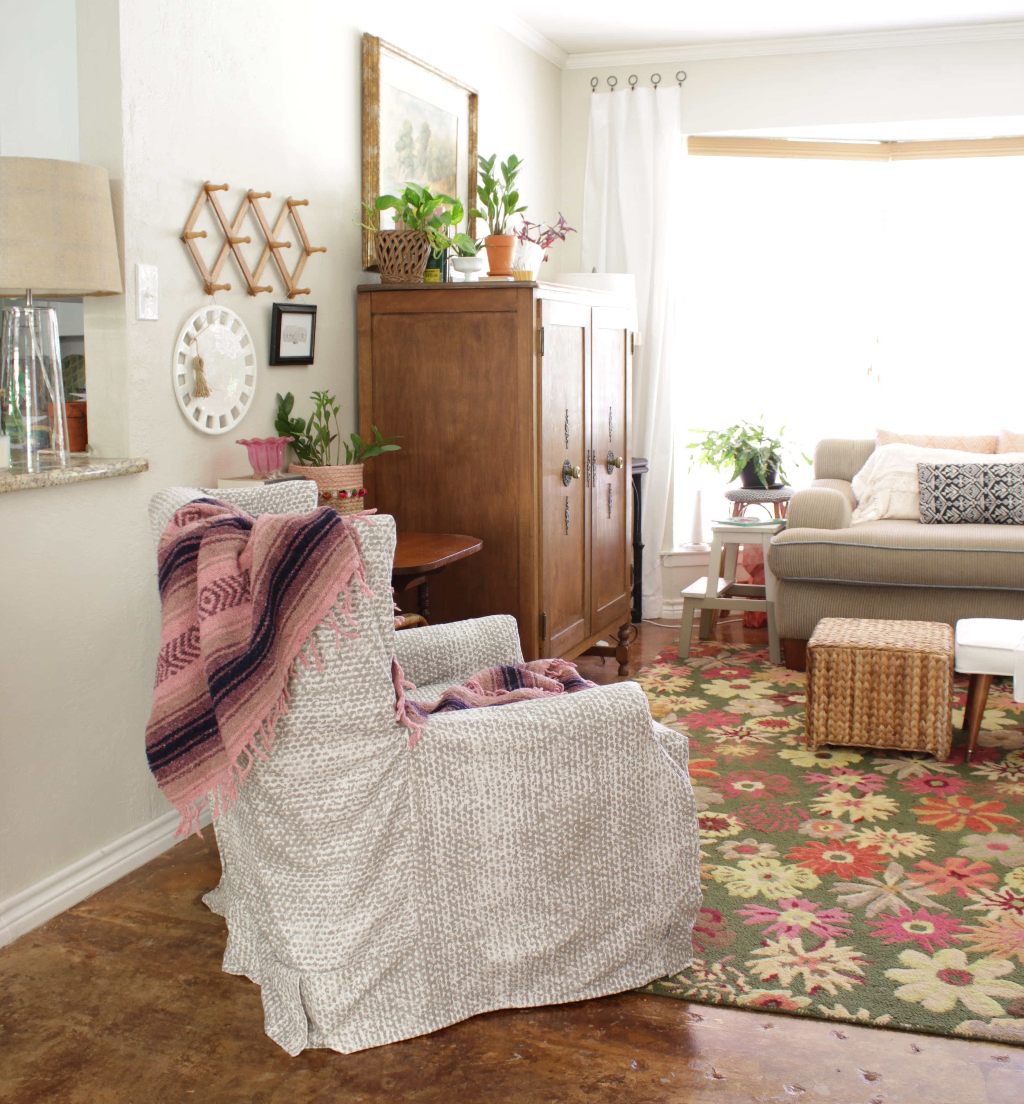 Wingback Chair Slipcover Tutorial Create Your Own Diy