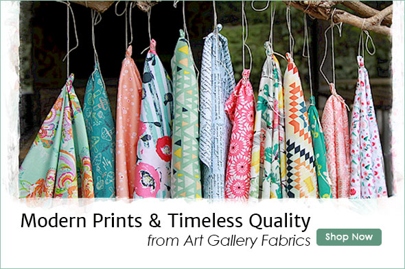 Art Gallery Fabrics Quilting