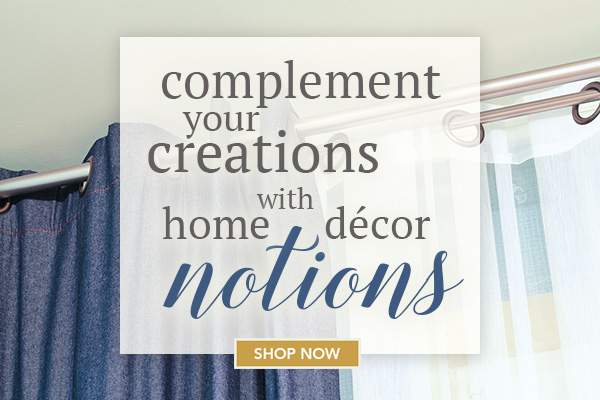 Home Decor Notions