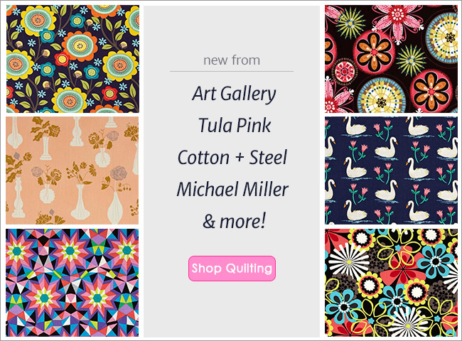 New & Cool Quilting