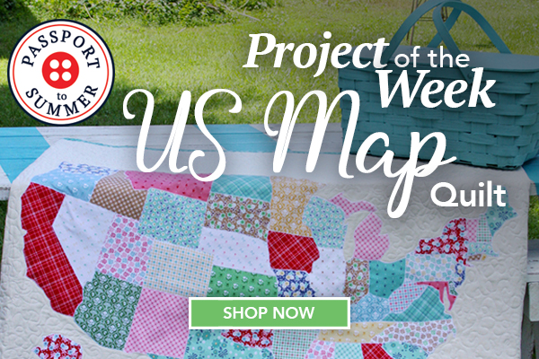 map quilt tutorial