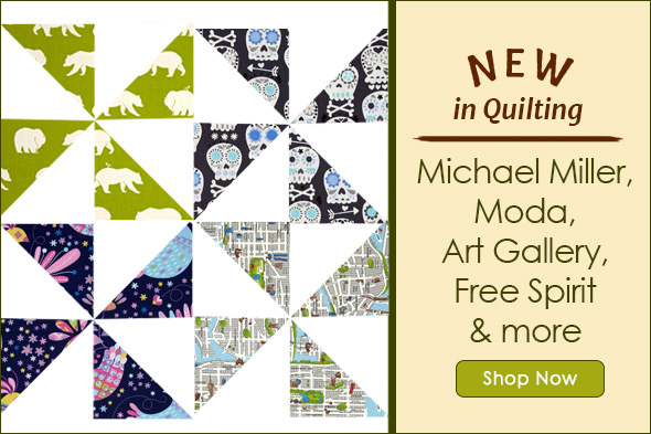 New Quilting Fabric