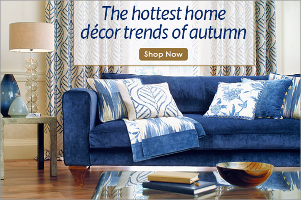Home Decor Fall Fabrics