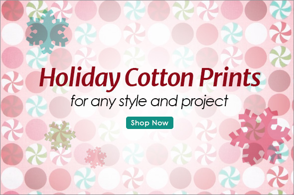 Christmas Cotton Prints