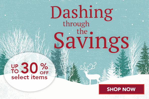 Dashing into Savings