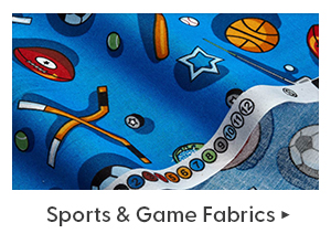 Shop Sports and Game fabric