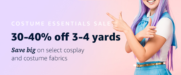 Cosplay and Costumes Sale