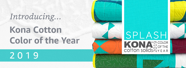 Kona Cotton Color of the Year