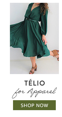 TELIO for Apparel