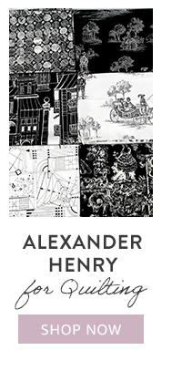 Alexander Henry for Quilting