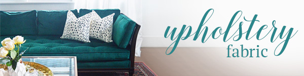 create your own inspired space with deluxe upholstery fabrics from fabriccom whether youre looking to add a statement piece with luxurious velvet - Home Decor Fabrics By The Yard