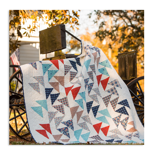 commotion quilt pattern
