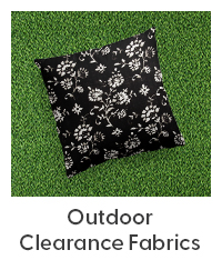 Outdoor Clearance Fabrics