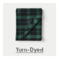 Shop yarn-dyed flannel