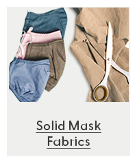 Shop Solid Mask Fabrics
