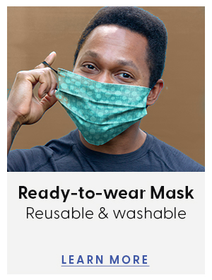 Shop ready-to-wear masks