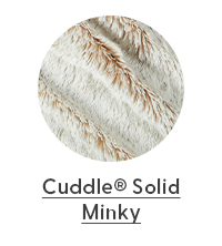 Shop Cuddle Solid Minky