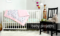 Baby Projects on the Blog