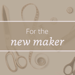 For the New Maker