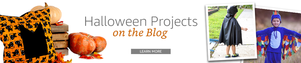 Halloween Projects on the Blog