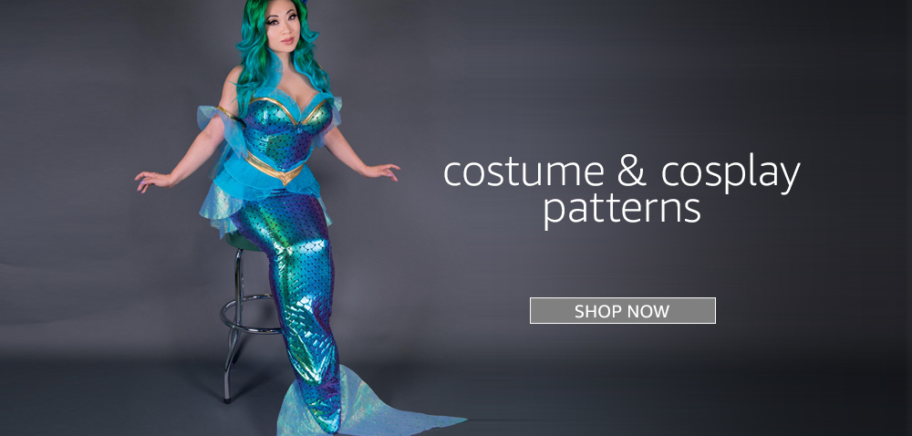 18d6542ffb5 costume and cosplay patterns shop now