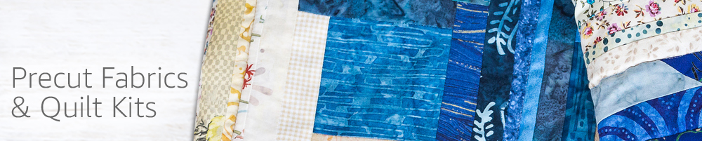 Precut Fabrics and Quilt Kits